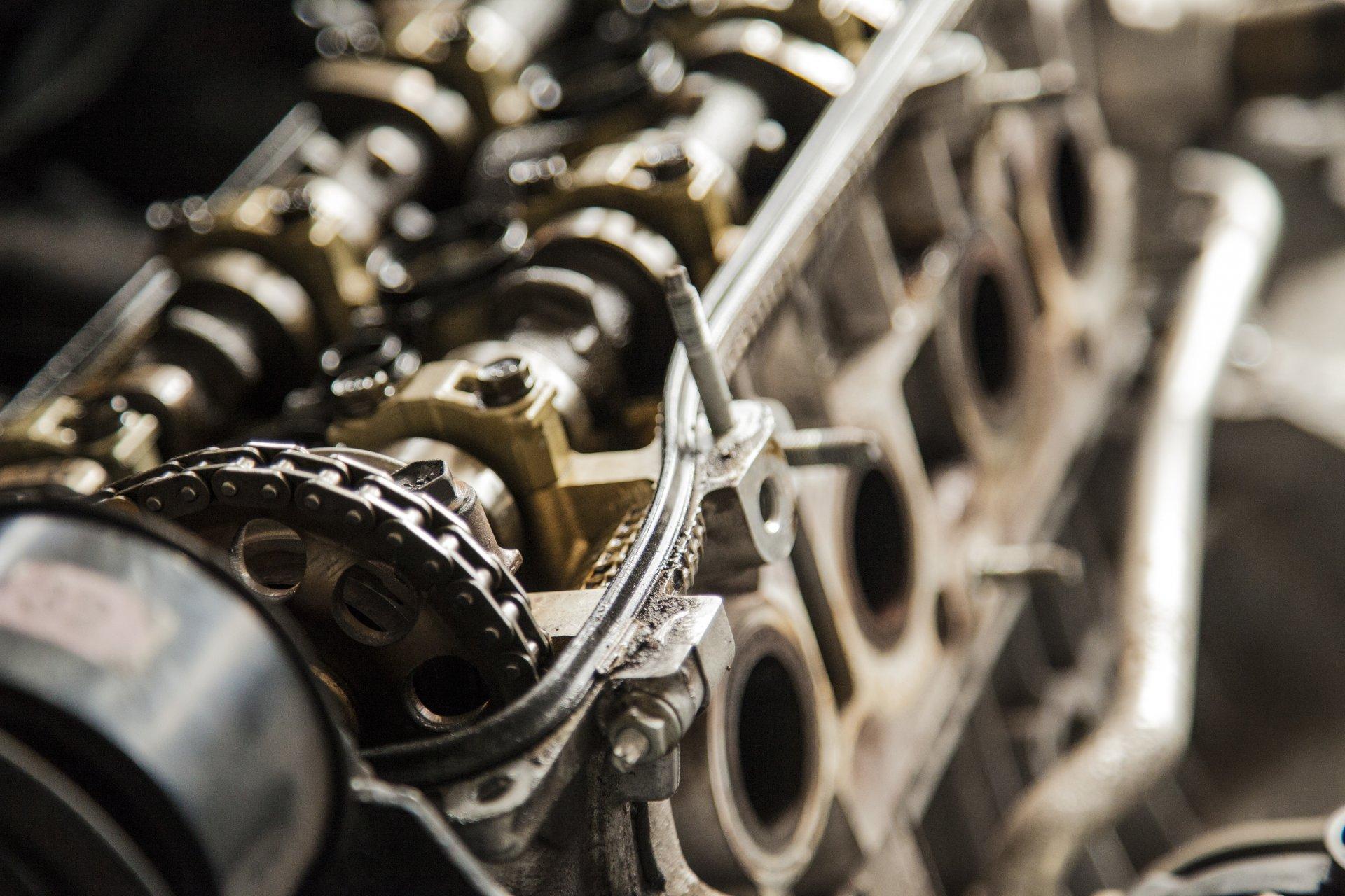 Rouage Maintenance industrielle